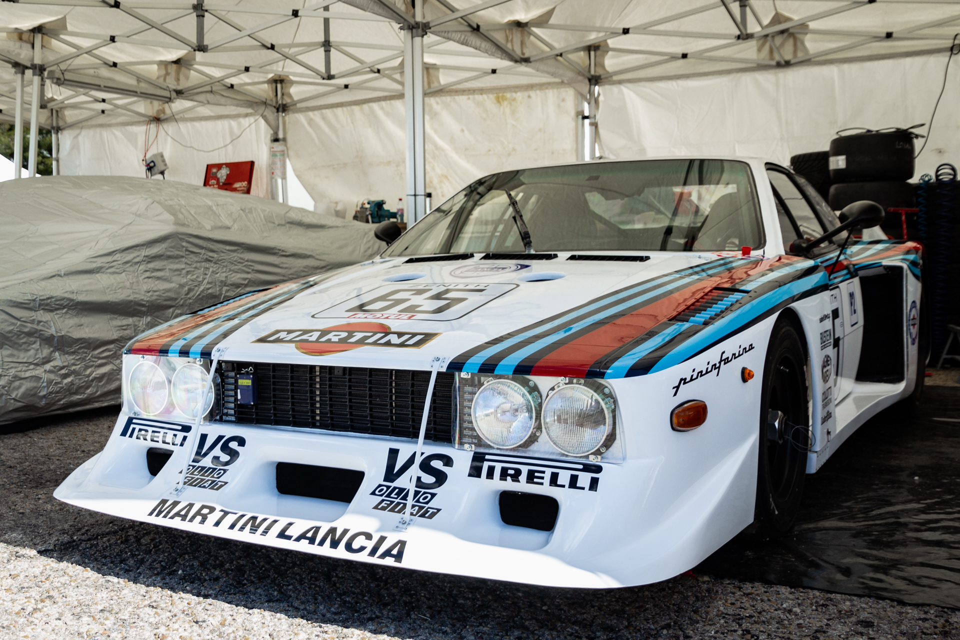 Lancia Beta Montecarlo Turbo